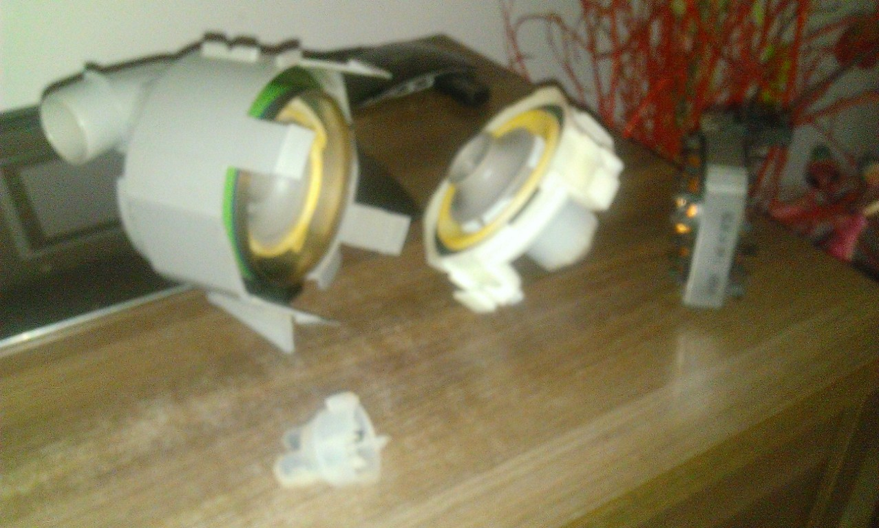 Zmywarka BOSCH SMV50E30EU nie pobiera wody