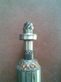 Szlifierka k�towa CELMA PRAg 230BR-jak sci�gn�� tryb z wirnika
