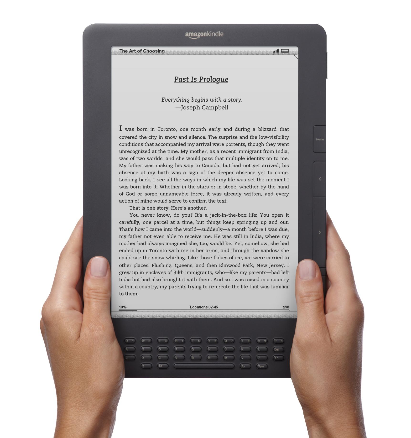 Kindle DX ze sk�rzanym etui na wyprzeda�y za 299 dolar�w
