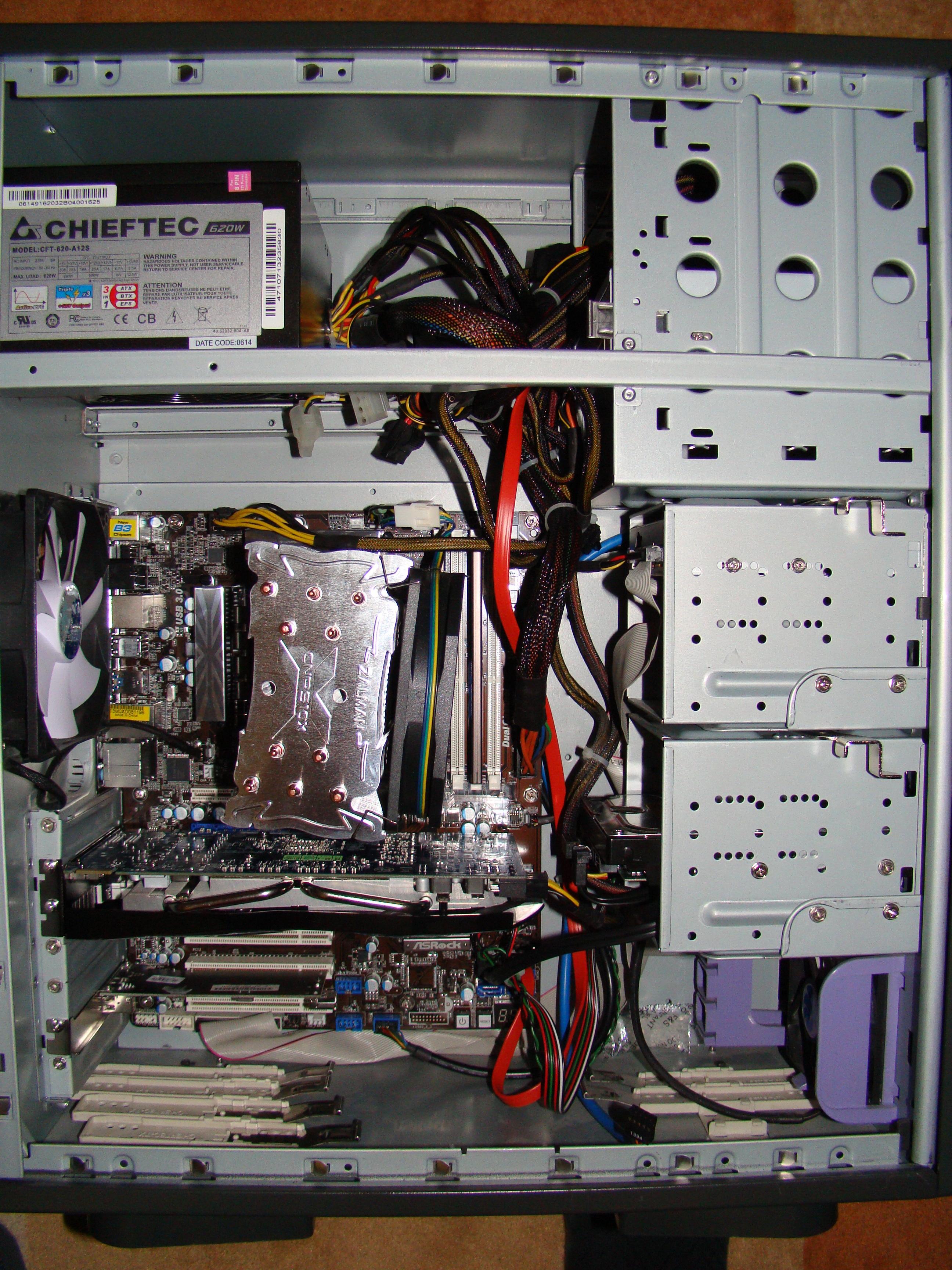 Start kompa po od��czeniu kabla zasilaj�cego