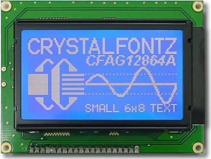 PG12864K - Podświetlenie ekranu - LCD Minelab Safari