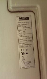 Jak dopełnić klimatyzator z r410
