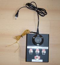 Tester gniazda przyczepy 7 Pin + oświetlenia
