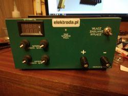 Wykorzystanie gadżetów Elektrody: przetwornica XL4016 i miernik DSN-VC288
