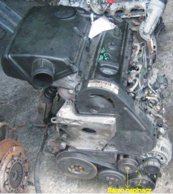 VW Polo 1.9D rwie lub rozciąga paski klinowe.