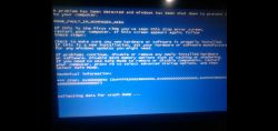 Hp 8440p blue screen SYSTEM SERVICE EXCEPTION