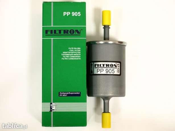 Fiat Bravo 1.9 TD - R�nica mi�dzy filtrem paliwa pionowym ze spustem a poziomym