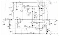 Ko�c�wka mocy VAVDYNAMIC PA300 - Schemat
