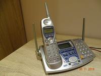 [Sprzedam] Telefon stacjonarny PANASONIC KX-TG2740S - 2,4 Ghz, 2 linie interkom