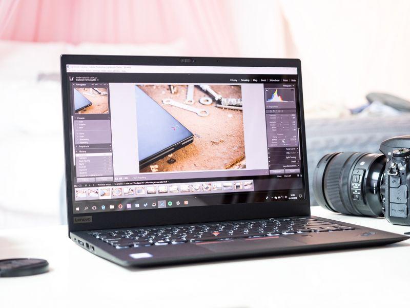 Biznesowy Niezbędnik - Lenovo Thinkpad X1 Carbon 6 Generacji