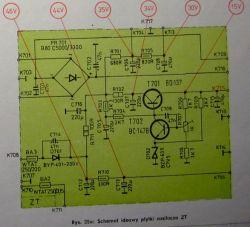 Merkury DSH 303A - poprawne połączenie przewodów masy