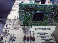 Candy G04 1272D-16S - moduł wymiana czy uda się naprawa