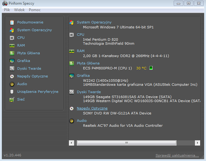 Ati Radeon HD 4650 - Karta Graficzna i Sterowniki