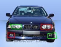 BMW E39 2.5TDS '97 - Modu� steruj�cy na zmian� �wiat�ami mijania/halogenami-jak?