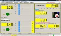 Mitsubushi Galant 2.5 V6 2002 - Check engine na gazie - b��d p0170, p0301