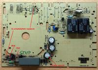 Polar PWA1051/P - uszkodzenie programatora