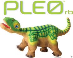 Ple0rb autonomiczny robot dinozaur zabawka