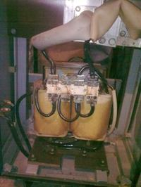 Jak przerobi� rozruch samochodowy na spawark� transformatorow�?