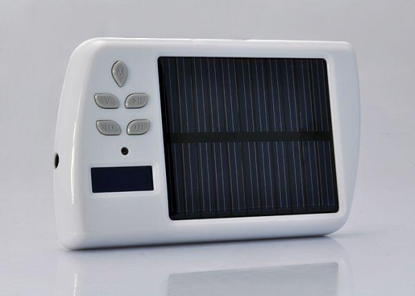 CVVU-L17 multikombajn z Chin, �adowarka solarna+mp3+transmiter FM