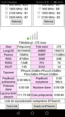 Dobór anteny LTE do modemu. Słaby zasięg w budynku.
