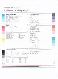 HP Color LaserJet 1017CM MFP - Czarny kolor źle drukuje - czy warto serwisować?