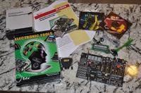 [Sprzedam] Zestaw uruchomieniowy do mikroprocesor�w ZL10AVR, LCD, programator