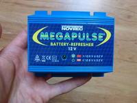 MEGAPULSE NOVITEC - Regenerator Akumulator�w 12V Odsiarczarka Test praktyczny