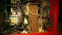 Einhell SGA 131 Turbo - nie odłącza prądu na drucie