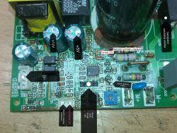 Bieżnia elektryczna błąd E2. Hurricane C100