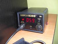 Opis - test Zhaoxin 936D - Stacja lutownicza