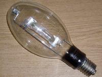 lampa wyładowcza rtęciowo-halogenkowa POLAM LRJ 400W