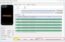 SP flash tool (MediaTek) - Instrukcja wgrywania firmware