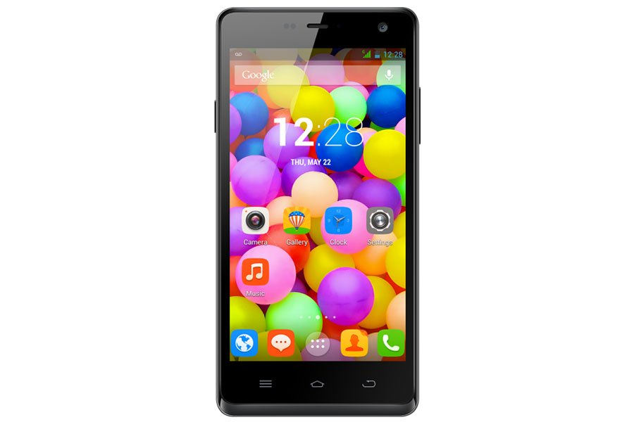 THL 5000 - 5-calowy smartphone z 8-rdzeniowym proc. i akumulatorem 5000mAh