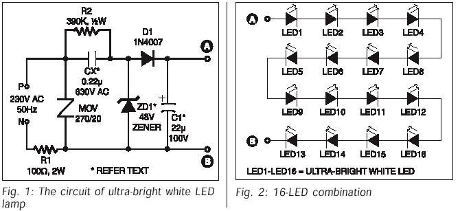 Napiecie z 230V/12V - oświetlenie