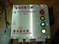 Tester zasilacza ATX może jakiś schemat inne rozwiązania?