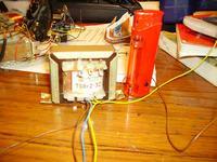 Jak przewinąć Transformator TGRr2-32 do lampy P(E)CL82?