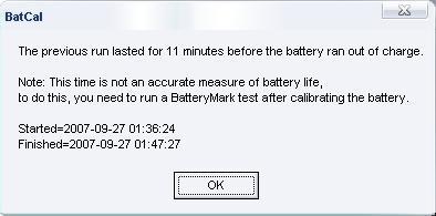 Dziwny problem z baterią w Compaq Presario 900