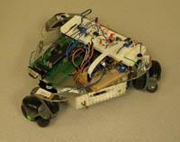 Robot autonomiczny podążający za dźwiękiem