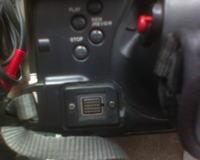 Kamera cyfrowa Hitachi VM-E548LE jaki kabel połączeniowy?