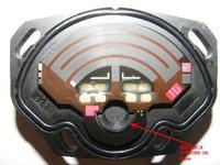 Silnik ABU błąd 670 po podłączeniu VAG-a. Gdzie znajduje się czujnik?