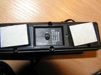 Czujnik pomiaru temperatury wew i na zew samochodu