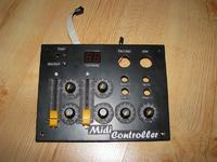 MIDI Controller by Madman07