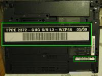 Omówienie naprawy IBM/Lenovo ThinkPad X40/X41/X41 Tablet