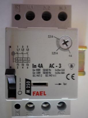 domowa instalacja elektryczna- zasilająca