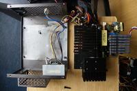ToPower model: TOP-420 NF uszkodzony opór R34