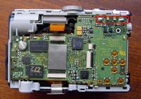 Jak zdjąć płytę główną z Lumixa LZ7? - zdjęcie w załączeniu