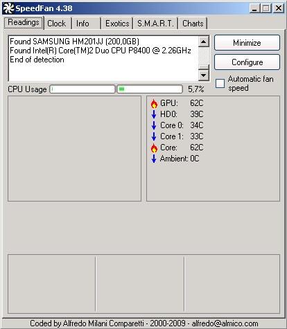 Compal JHL90 - niebieski ekran przy logowaniu Windows XP SP3