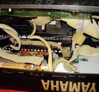 Yamaha psr 630 keyboard wyłącza się