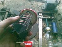 """Generator hho - wodór z wody dodany do paliwa - """"Gas Br"""