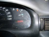 Opel Astra F 1.4 '94 - dziwna kontrolka obrotomierz?